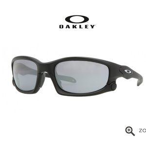 Oakley Split Jacket Sunglasses-matte black frame